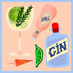 Gin /tonic