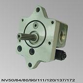 NV50 / 64 / 80 / 111 / 120 / 137 / 172 _ hydraulic pump hps canada