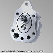 A8V55 / 59 / 80 / 86 /107 /115 / 172 _ hydraulic pump hps canada