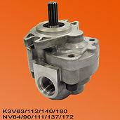 K3V63 / 112 / 140 / 180 NV64 / 90 / 111 / 137 / 172 _ hydraulic pump hps canada