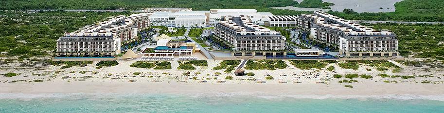 Overview -Majestic Elegance Playa Mujere