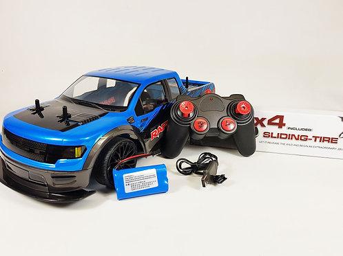 WS8 Frenzy 1:10 2.4ghz Remote Radio Control 4WD Racing Drift Car F150 Ford Style