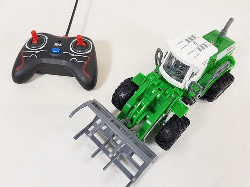 Remote Control RC JCB Farm Yard Tractor Truck Lorry Digger Car Toy Model 5CH