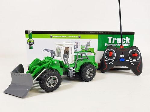 Remote Radio Control RC Model Tractor Truck Farmer Forklift R/C  Model