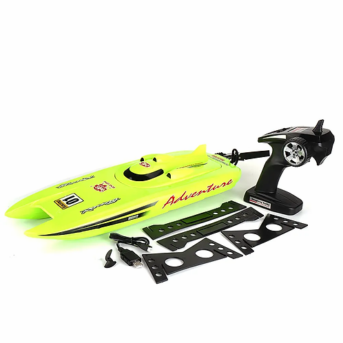 Heng Long 3788 53cm 2.4G 30km/h Electric RC Boat Water Cooling RTR Model Toy