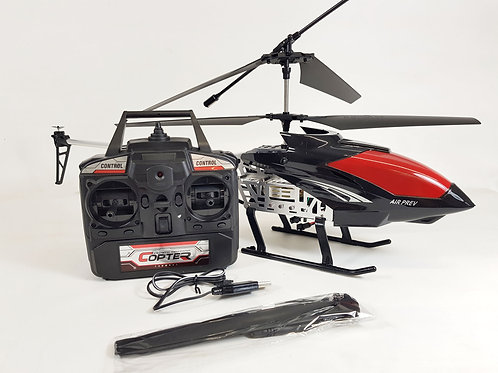 Remote Control 3.5Ch Q28 RC Helicopter 2.4ghz GYRO Flying Model Toy