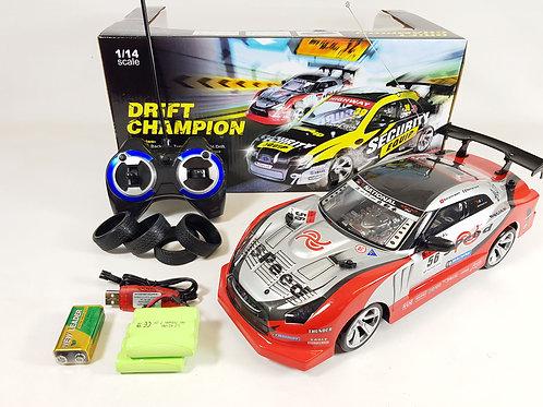 Honda NSX GTR Replica 1:14 Remote Radio Control RC Drift Car 4WD NEONS RTR Race
