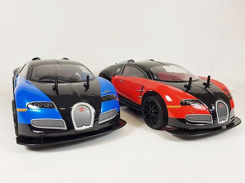 1:10 2.4ghz Radio Control RC Replica Bugatti Vayron Model Race Drift RC Car 4WD
