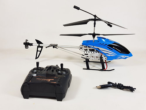 Remote Control Helicopter RC Plane radio controlled toy 2.4G Indoor Flyer Kids