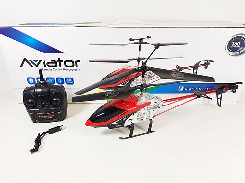 Radio Control RC LARGE Model 2.4G Gyro Helicopter Plane Drone UFO Toy DH003D-1