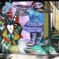 Mural para o Lar Recanto do carinho