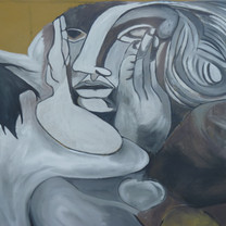 "Mural ""Direitos Humanos"""