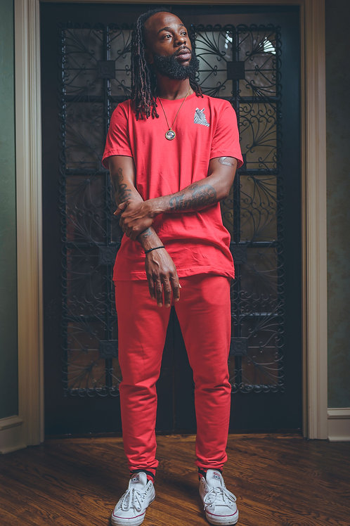 BXR™ Winter Joggers Ant Red™ Unisex