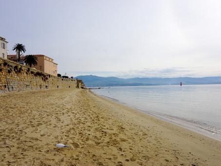 Retrouver la plage Saint-François