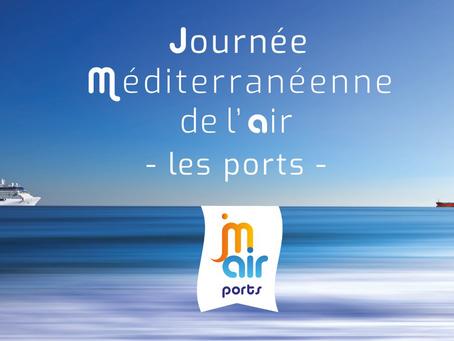 Discours de Laurent Marcangeli : Journée Méditerranéenne de l'air - les ports -
