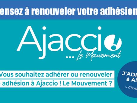 Campagne Adhésion 2020-2021