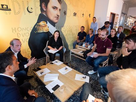 Finances de la Ville : 111M€ investis sans augmenter les impôts