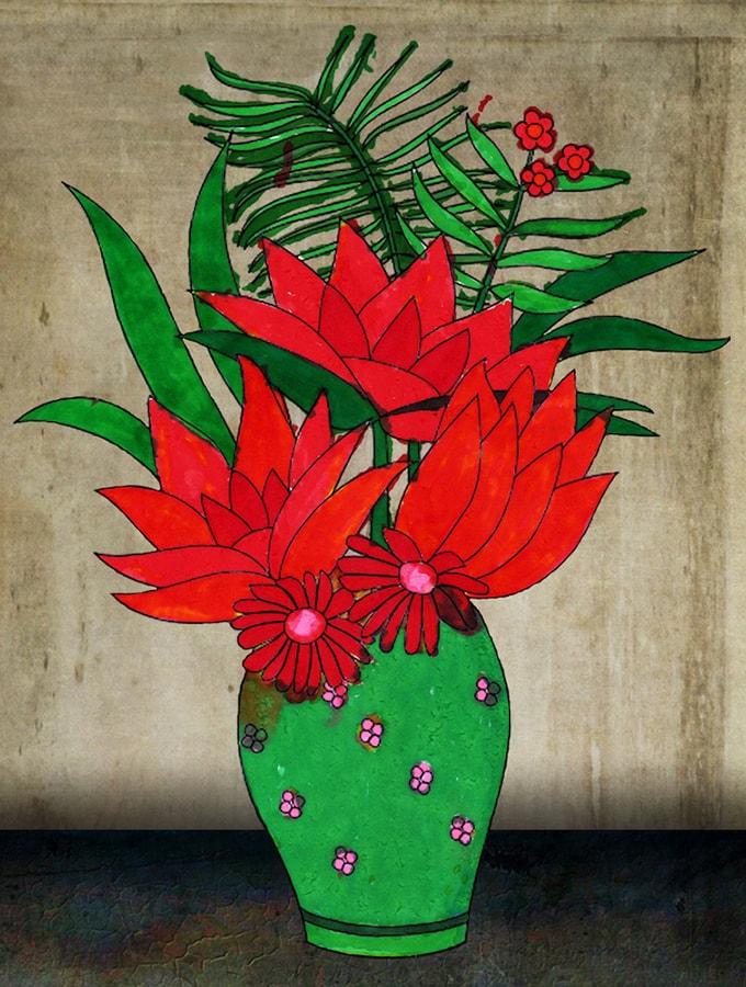 vaso-di-fiori-henri-rousseau-celestina