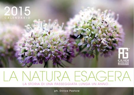 Calendario 2015 - La natura esagera