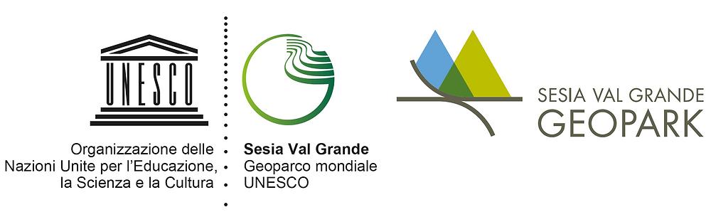 Logo Geopark Unesco