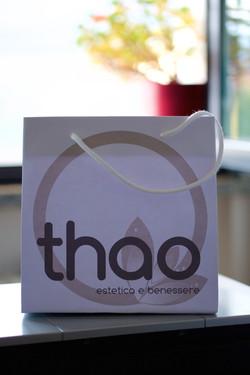 Logo e immagine coordinata Thao - 6