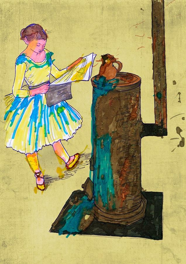 ballerina-presso-una-stufa-edgar-degas-lucia