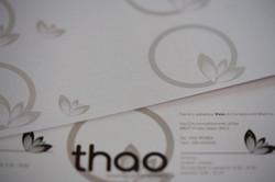 Logo e immagine coordinata Thao - 3