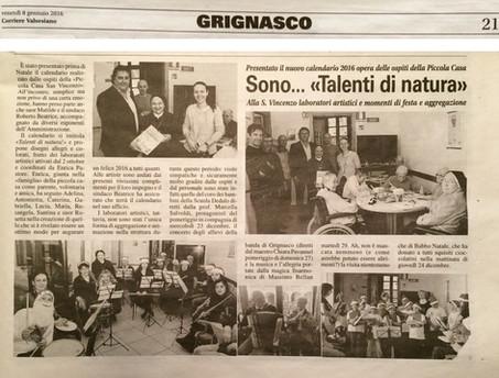 Corriere Valsesiano del 08.01.2016