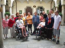 Centro diurno disabili - Mostra La natura Esagera Varallo Sesia