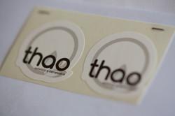 Logo e immagine coordinata Thao - 5