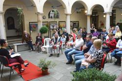 Inaugurazione Mostra La natura Esagera Varallo Sesia - 4