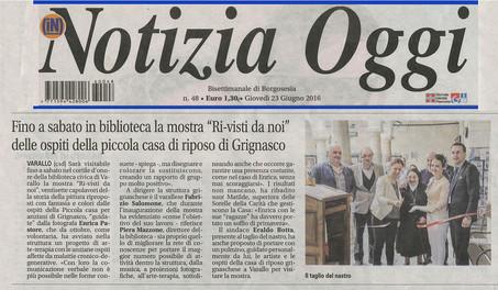 Notizia Oggi del 23.06.2016
