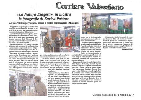 Corriere Valsesiano del 5 maggio 2017