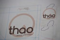 Logo e immagine coordinata Thao - 4