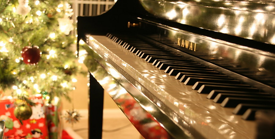 Рождественский концерт пианисты