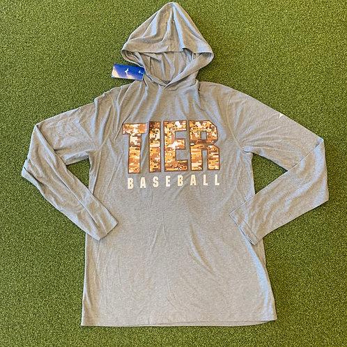 Mizuno Hooded T-Shirt