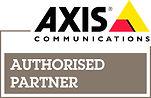 Logotipo do programa de parceria Axis