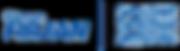 Logotipo da Firjan em letras azuis com todos os associados ao lado