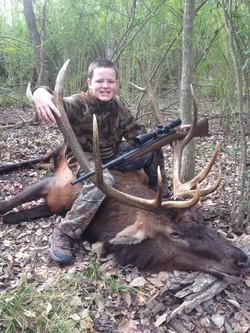 Elk Hunting East Texas