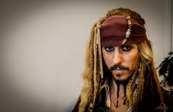 Captain Jack Sparrow I