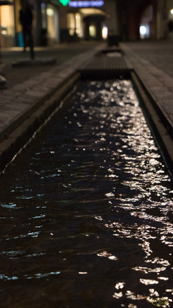 Water cannel