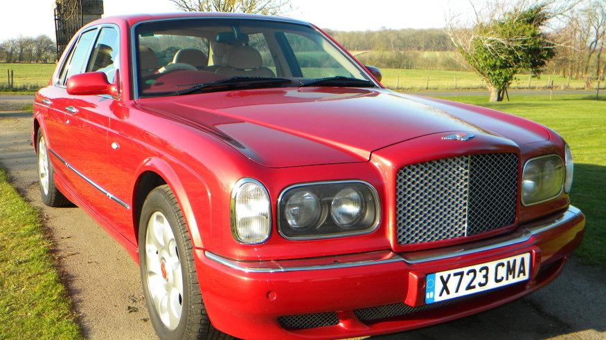 2000 (X Reg) Bentley Arnage Red Label