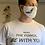 Thumbnail: Máscara Social Reutilizável -Print 2 Pombos