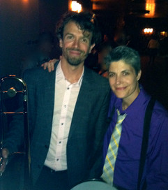 Ryan Keberle & DK at Radio City