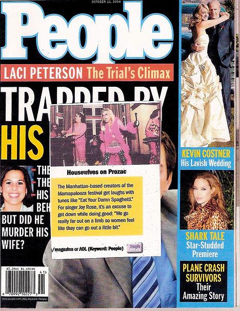 People Magazine - Housewives on Prozac