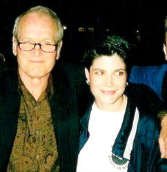 DK & Paul Newman opening night off-Broadway