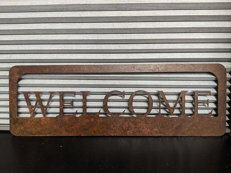 Metal Custom Sign