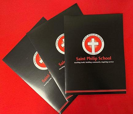 Saint Philip School Folder