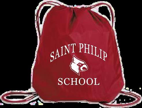 Port & Co Cinch Bag