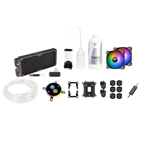 Thermaltake Pacific C240 DDC Soft Tube Water Cooling Kit